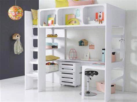 lit mezzanine avec bureau but lit mezzanine avec bureau pour fille visuel 3