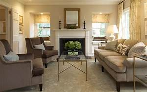 brass glass coffee table transitional living room With gold coffee tables living room