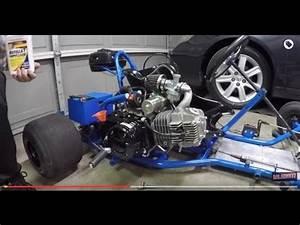 Go Kart Motor Kaufen : 125cc go kart engine swap and test ride youtube ~ Jslefanu.com Haus und Dekorationen