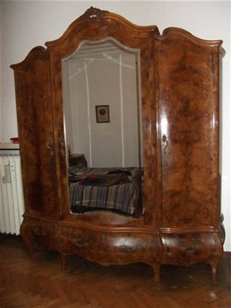 Bedroom Furniture Sets Armoire by Beautiful Vintage Antique Italian Bedroom Set Armoire