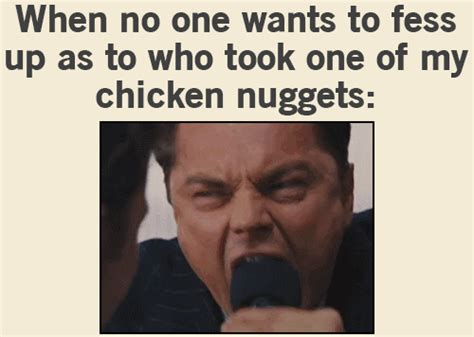 Funny Animated Memes - chicken gif