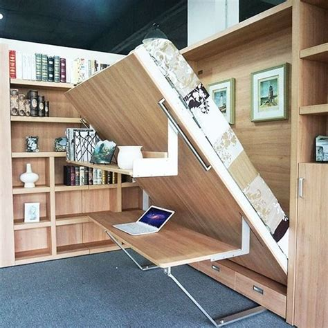 folding furniture  owners  small homes   crazy