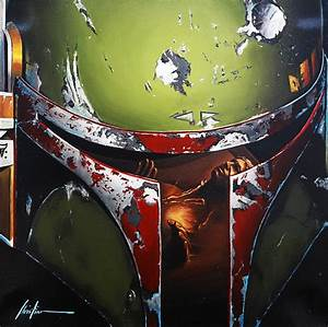 Artist Spotlight: Great Looking STAR WARS Fine Art By ...