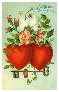 My Design Made In Germany : vintage valentine postcard to my valentine made in germany a s b vintage valentine card ~ Orissabook.com Haus und Dekorationen