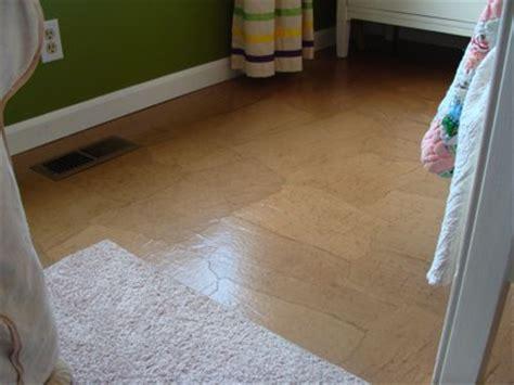 paper floor l faux wood plank floors using brown paper remodelaholic