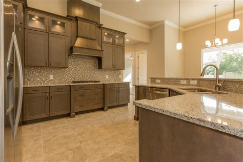 new melbourne home kitchen and bath with marsh cabinets