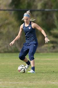 Photo Gallery: WNT Training Camp Picks Up Intensity ...