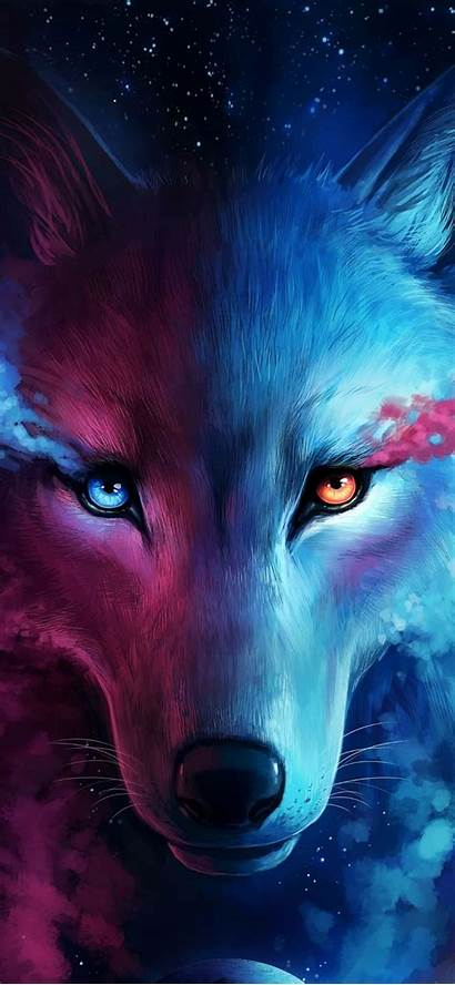 Iphone Wolf Cool Galaxy Wallpapers Background Backgrounds