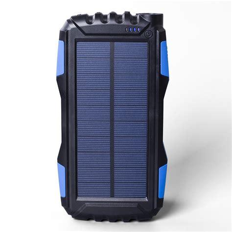 Best Solar Power by Elzle Portable Solar Power Bank