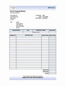 free excel invoices templates download type service With doula invoice template