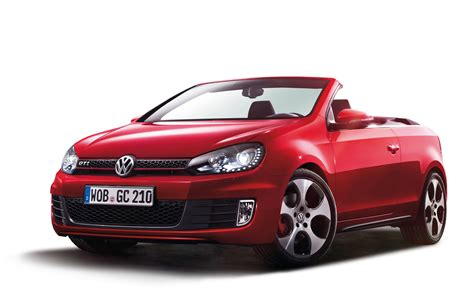 2018 Volkswagen Golf Gti Cabriolet Pricing Announced