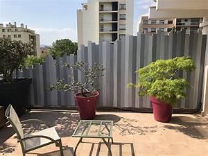 Brise Vue Design : cl ture pvc couleur bois cl ture brise vue ulysse ~ Farleysfitness.com Idées de Décoration