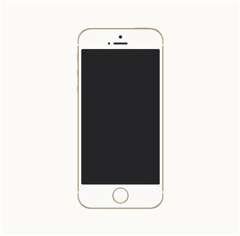 iphone 5s phone big image png