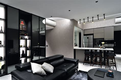 Minimalist Condo Living by A Minimalist Condo With Masculine Touches Lookboxliving