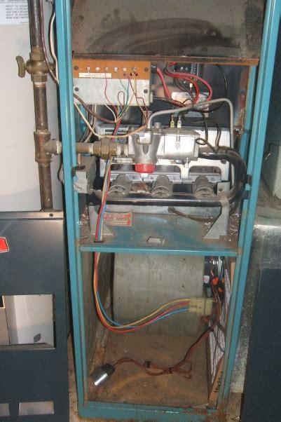 Old Gas Furnace Wiring Diagram Efcaviationcom Won