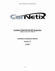 Carnetix Cnx