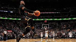 Lebron James Child Asks Cavs Star To Dunk On Lonzo Ball