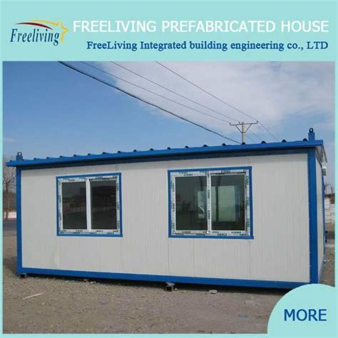pack pc bureau low cost flat pack container house modular office
