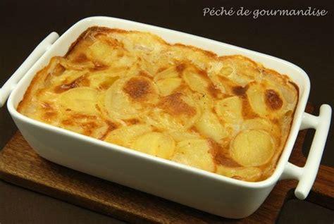 gratin de pommes de terre au camembert p 233 ch 233 de gourmandise