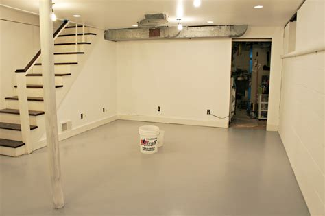 Ideas For Painting Basement Walls New Home Design