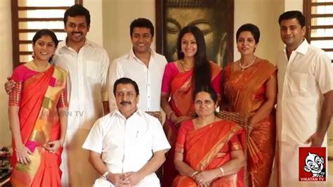 actress jyothika latest family photos actor sivakumar family photo shoot surya karthi