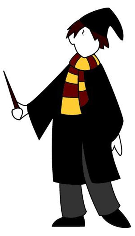 Animated Clipart Harry Potter