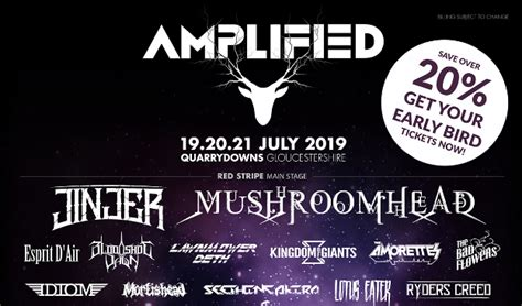 Amplified Festival Archives | Ghost Cult MagazineGhost ...