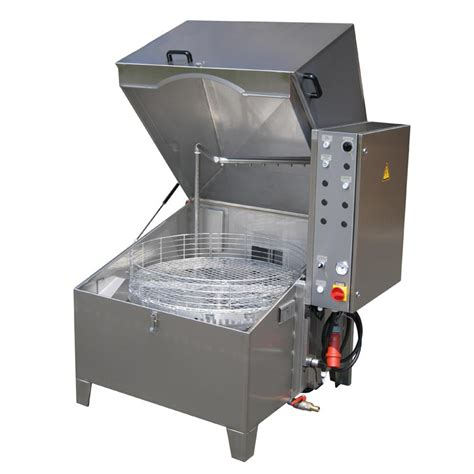 Aqueous Part Degreasing Washers, Industrial Degreasing