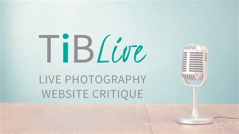 photography website critique  good