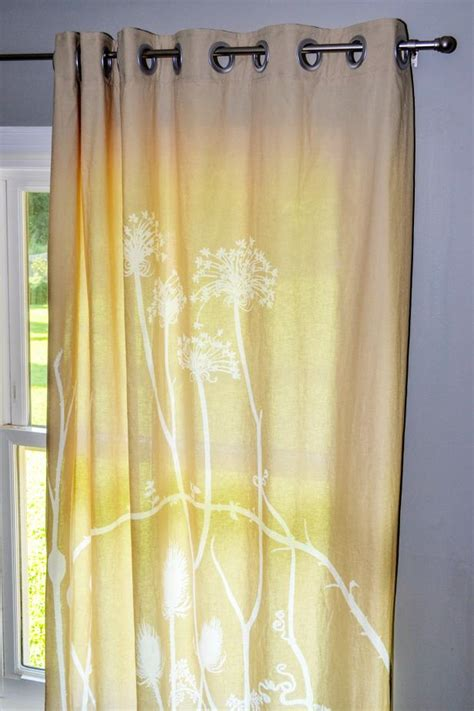 Curtains With Grommets Diy by How To Make Grommet Curtains Hgtv