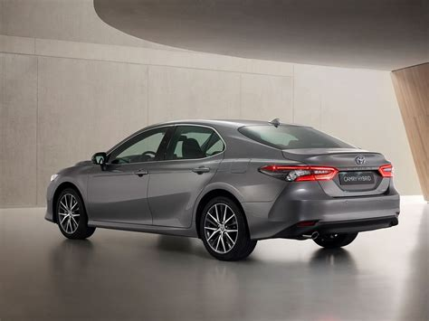 Official 2021 toyota camry site. Toyota frischt den Camry auf ::: auto-motor.at