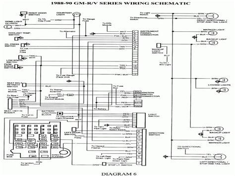 Chevy Truck Wiring Diagram Forums