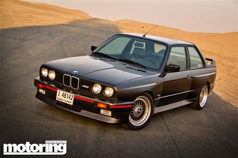 1987 Bmw E30 by 1987 Bmw E30 M3 Driven In Dubai Motoring Middle