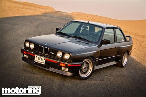 1987 Bmw E30 M3 Driven In Dubai  Video!motoring Middle