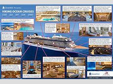 Viking Oceans Cruises, 2018 and 2019 Cruise Deals