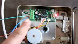 Video Door Phone Wiring With Motorised Lock