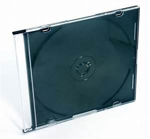 Single Slimline Cd Case Pack Of 10 Cases