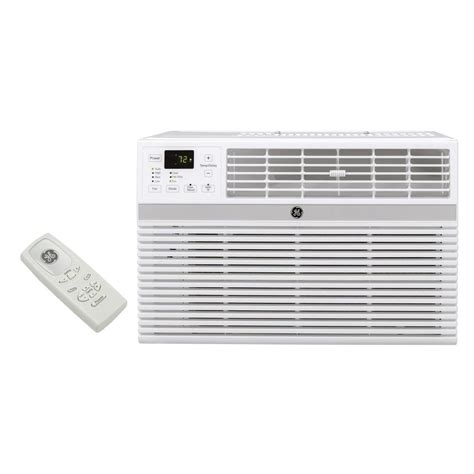 ge 8 000 btu energy window smart room air conditioner with wifi and remote aec08lx the