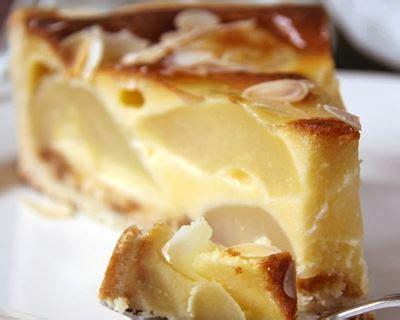 cuisine pour noel facile tarte aux poires williams cuisine az