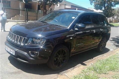 2014 Jeep Compass 24 Limited At In Excellent Condition