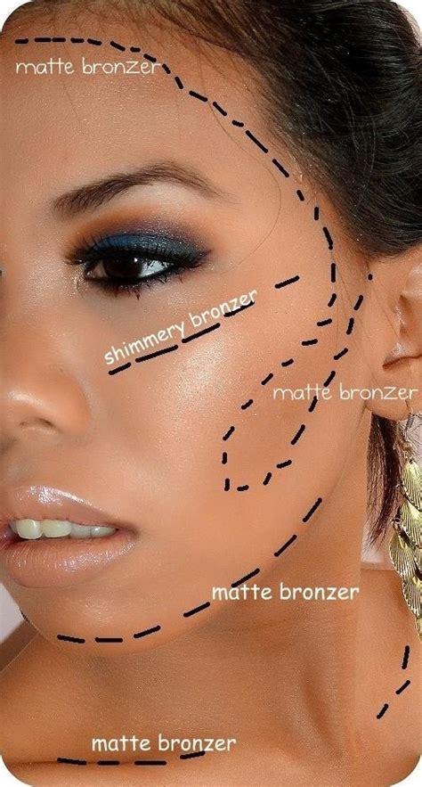 tips  gorgeous makeup ideas  bronzer   summer