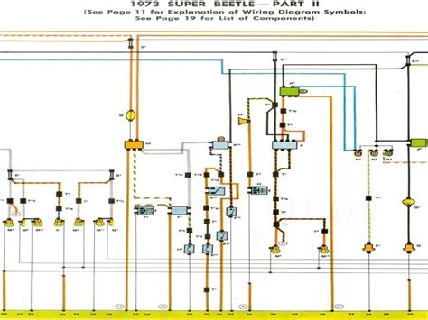 Super Beetle Wiring Diagram Forums
