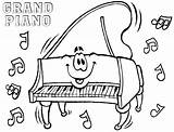 Piano Coloring Pages Cartoon Printable Keyboard Print Play Games Guitar Electric Colorings Coloringgames Fire Music Description Coloringonly Getcolorings Piano1 Categories sketch template