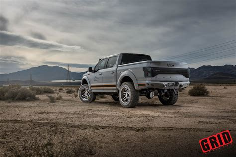 Ford F-150 Ecoboost On Grid Off-road Wheels