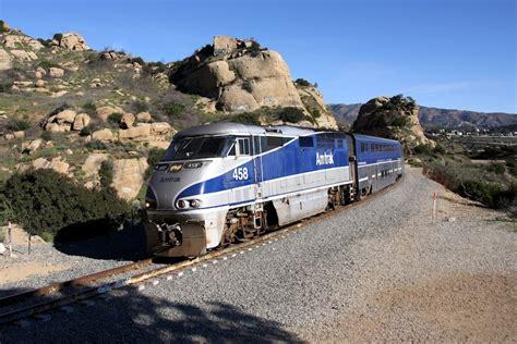 Amtrak Surfliner Service