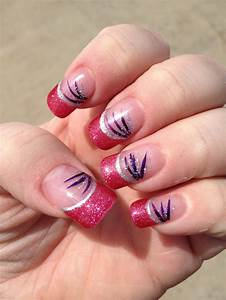 177 best images about French Tips on Pinterest | Nail art ...