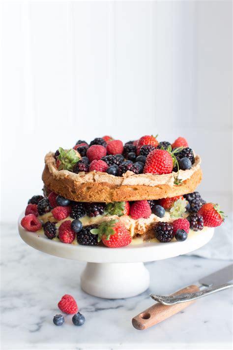 Berry Blitz Torte