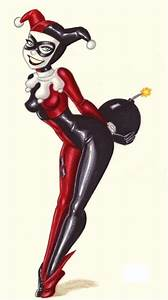 harley quinn easy drawing - Google Search | Tattoo ...