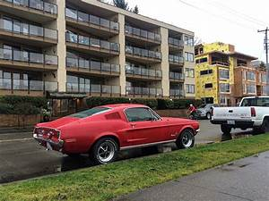 Seattle's Classics: 1967 Ford Mustang Fastback