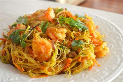 singapore noodles singapore mei fun recipe asian recipes food recipes cooking recipes